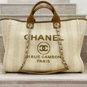 🤎CHANEL Deauville 2020